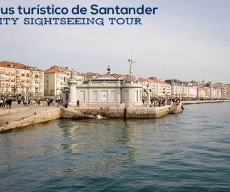 Bus turístico de Santander - City Sightseeing Tour