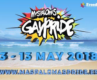 Carroza Gay Pride Maspalomas 2018