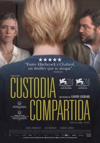 Cartel de la película Custodia compartida