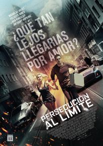 Cartel de la película Persecución al límite