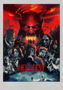Cartel de la película Hell Fest