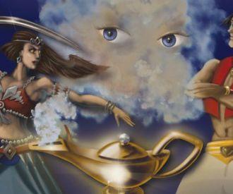 Alhadino y tres deseos