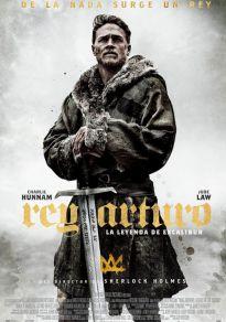 Cartel de la película Rey Arturo: La leyenda de Excalibur