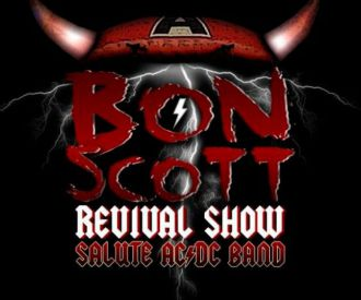 Bon Scott Revival Show - Tributo a AC/DC