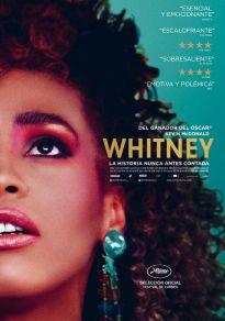 Cartel de la película Whitney