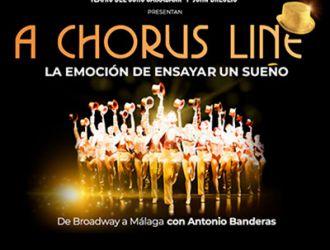 Antonio Banderas: A Chorus Line