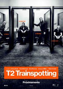 Cartel de la película T2: Trainspotting
