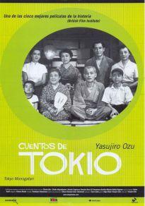 Cartel de la película Cuentos de Tokio