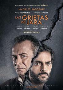 Cartel de la película Las grietas de Jara