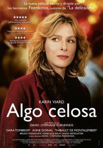 Cartel de la película Algo celosa