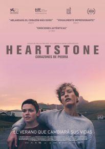 Cartel de la película Heartstone, corazones de piedra