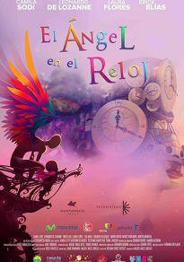 Cartel de la película El ángel en el reloj