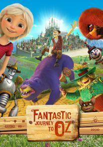 Cartel de la película Salvando al Reino de Oz