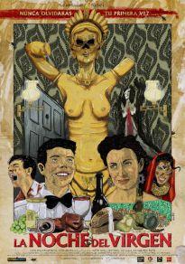 Cartel de la película La noche del virgen