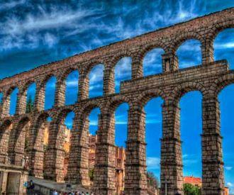 Conoce el acueducto de Segovia