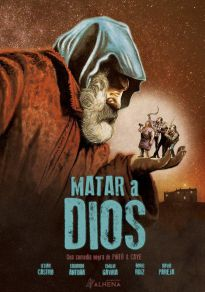 Cartel de la película Matar a Dios