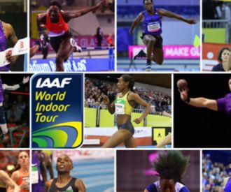 Reunión Internacional Atletismo - World Indoor Tour Madrid