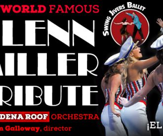 Glenn Miller Tribute - Pasadena Roof Orchestra