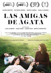 Cartel de la película Las Amigas de Ágata
