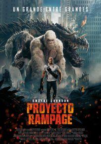 Cartel de la películaProyecto Rampage
