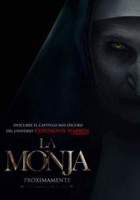 Cartel de la película La monja