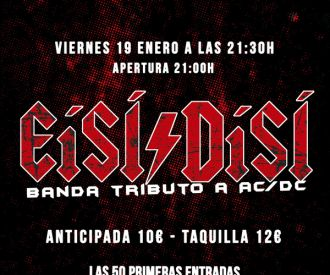 Eisi Disi - Tributo a ACDC