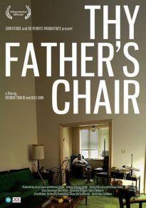 Cartel de la película La silla de vuestro padre