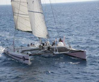 Excursión Catamarán en Valencia